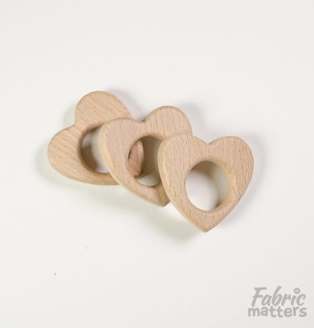 Wooden Shape_HEART