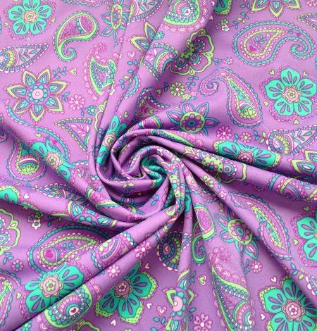 Purple Paisley 2