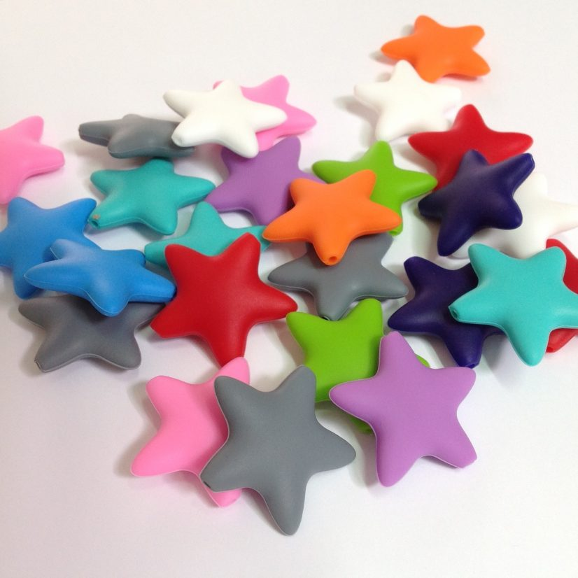 Large Star Beads